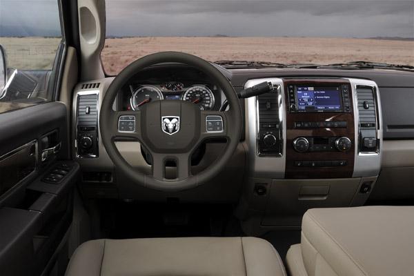 if - 2012 Dodge Ram 2500 Cummins Interior