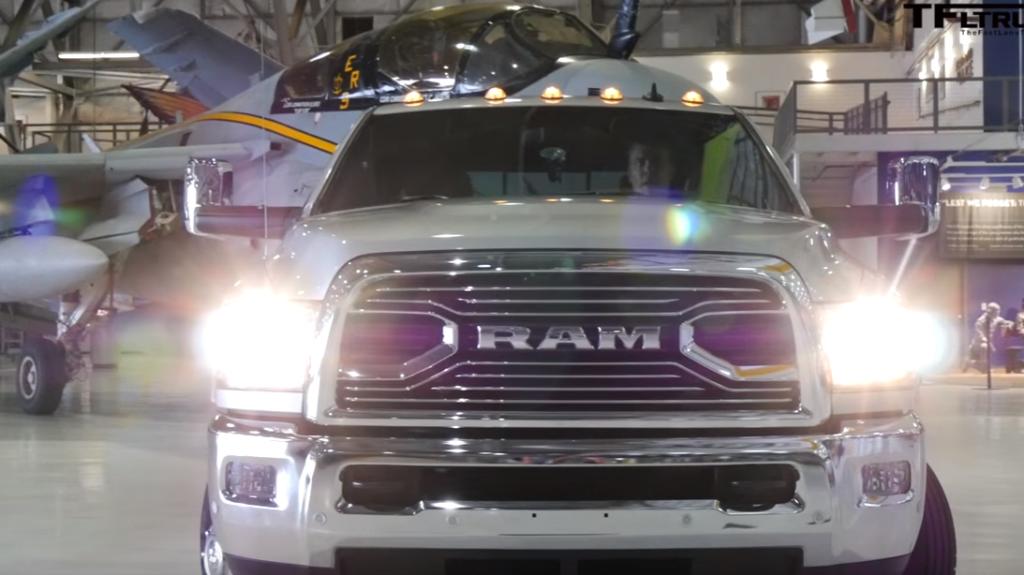 Ram 3500 Towing